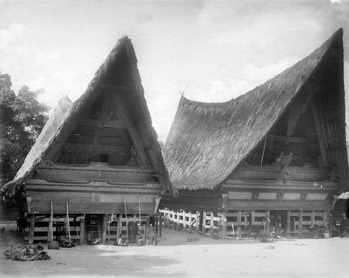 Circulo Arquitectura On Twitter Sumatra Vernacular Architecture Architecture