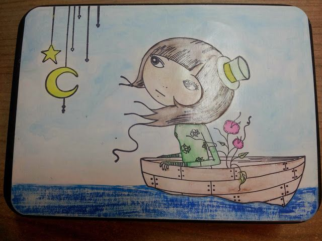 BellesCreations.gr: Inks box