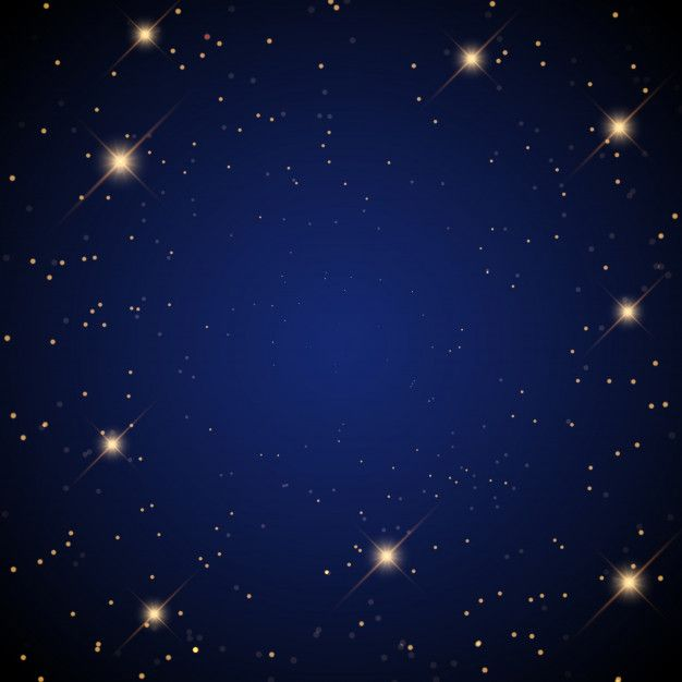 Starry Background With Glowing Stars Fre Free Vector Freepik Freevector Background Sky Celebration Stars In 2020 Glow Stars Free Sky Background