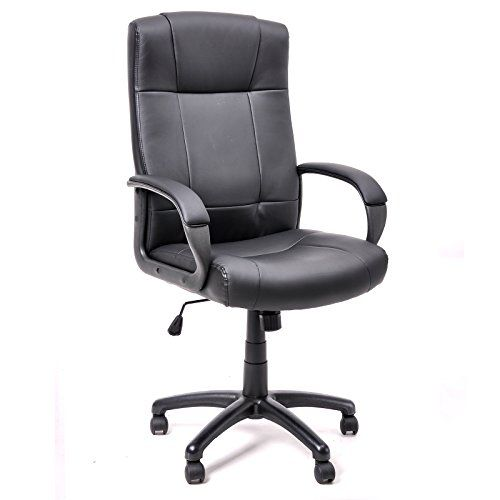 High Back Swivel Executive PU Leather Computer Desk Office Chair Seat  Adjustable In Business, Office U0026 Industrial, Office Equipment U0026 Supplies,  ...