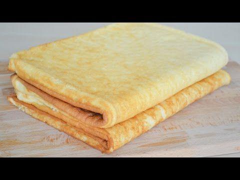 PIONONO CASERO ♥︎ Para relleno Dulce o Salado || TAN DULCE - YouTube