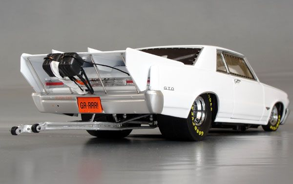 """1964 Pontiac """"50th Anniversary GTO"""" Details - Diecast cars, diecast model cars, diecast models, diecast collectibles, and diecast muscle cars"""