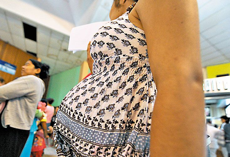 #La cifra de madres adolescentes del país supera el promedio mundial - Perfil.com: Perfil.com La cifra de madres adolescentes del país…