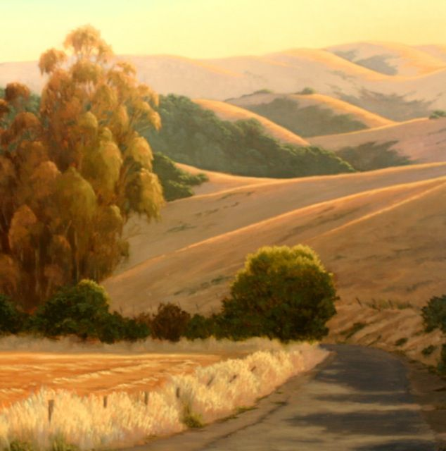 17 best images about terry sauve landscape paintings on