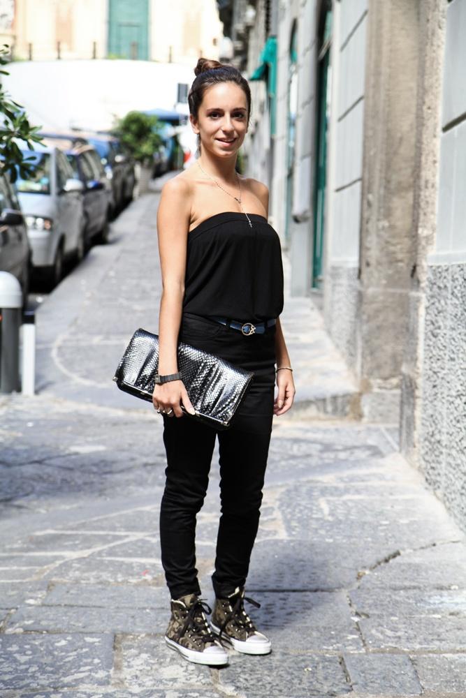 Sara Odore @ AW LAB Style Van Napoli