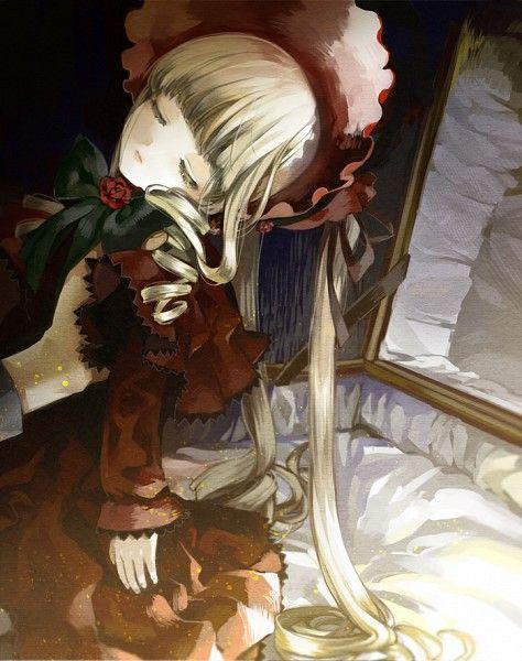 Rozen Maiden , beautiful shinku sleep by yokohana16