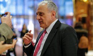 Trump New York co-chair makes racist 'gorilla' comment about Michelle Obama. *****While I can care less about the single nasty anti-Asian comment his other racist, hate filled and violence prone gibberish has me wishing for one of my own. I'd like to introduce Mr. Paladino to the original waterboarding called keelhauling (done naked front and back) and then life at Gitmo.