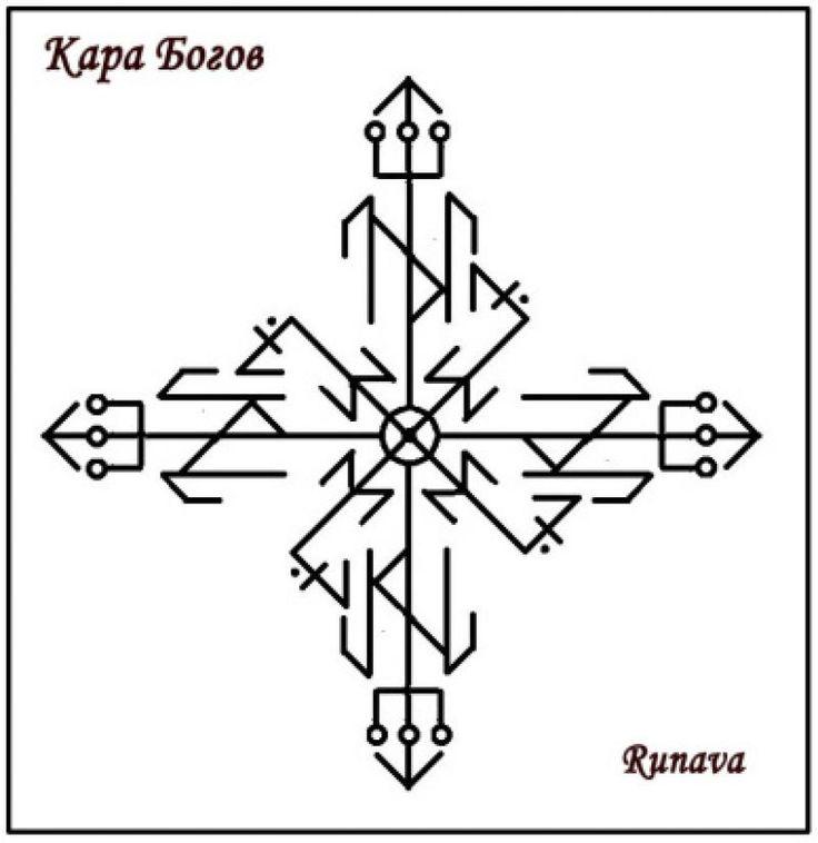 Защита » Кара Богов «. Image 1 -