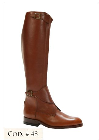 La Mundial Custom-fit Polo Boot. Dangit they are polo boots. Love them! I'd probably wear them in every day life If i had $700 to spare..