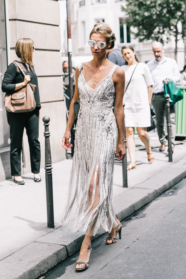 Street Style Looks From the Fall 2017 Couture Shows in Paris