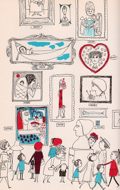 Mothers Day by Mary Kay Phelan | Illustrated by Aliki (1965)