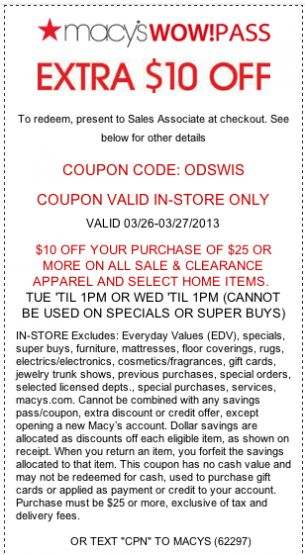 macy's printable coupon memorial day 2014