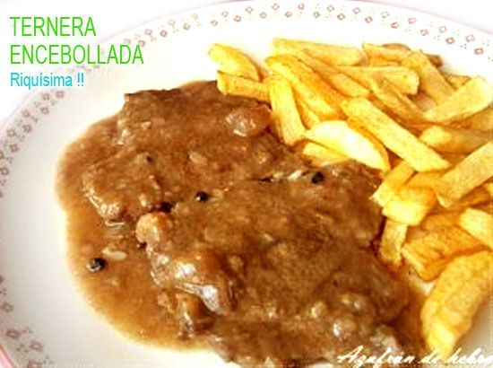 Onion veal, delicious preparation of mild flavor and very pleasant …  – entertainment