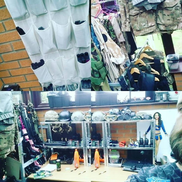 New shelving rack put in. Airsoft corner nearly done. Just new gun rack to be built soon.  #airsoft #airsoftuk #airsoftaddict #airsoftworld #airsoftaction #airsoftinternational #airsoftobsessed #airsoftgun #airsofters #airsoftinternational #airsoftactionuk #doairsoft #pewpewpew #mp5 #G18 #L96 #m4  #mc16 #scar-h #femmefatale #bdu #mtp #tricolour #redteam #maddogairsoft #sniper #ghilliedup #cod4 #ggarmament #WELL #dboys by pj_115
