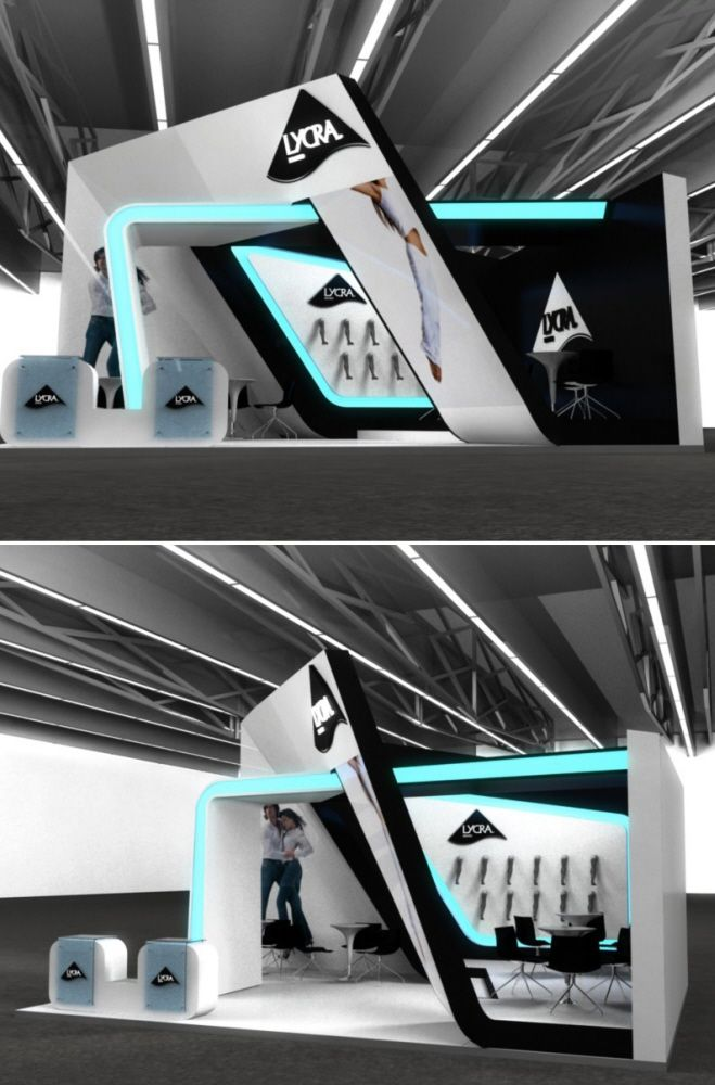 exhibition design medium by ceyhun TONYALOGLU at Coroflot.com