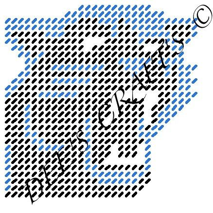 Carolina PANTHERS - NFL - Coasters - Digital PDF Pattern - Plastic Canvas Pattern by HomeMadeByDeesCrafts on Etsy