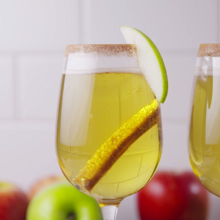 No fall party would be complete without Apple Pie Sparklers.