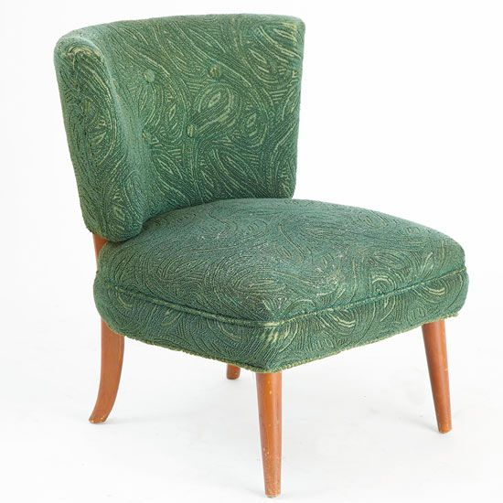 Furnishings with good bones but bad skin can be easily updated with fresh fabric. We show you basic upholstery techniques to get your furniture looking fashionable with this chair upholstery project.