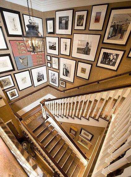 Classy stairwell