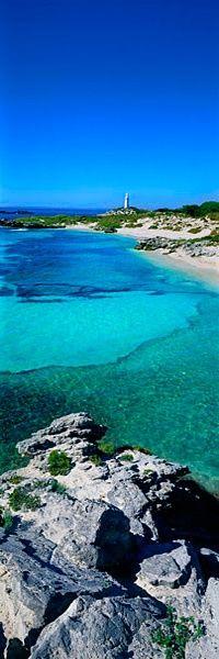 Rottnest Island, Off the coast of Western Australia near Perth. photo by Ken Duncan #WesternAustralia