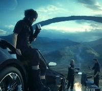 [Update] Square Enix Strongly Hints At, But Doesn't Guarantee, 2016 Release For FFXV http://www.gameinformer.com/b/news/archive/2015/08/06/final-fantasy-xv-is-65-percent-done-release-date-in-sight.aspx