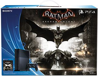 #Sweepstakes http://www.planetgoldilocks.com/USA_and_Canadian_sweepstakes.htm Win A PS4 Batman Arkham Knight Edition #batman
