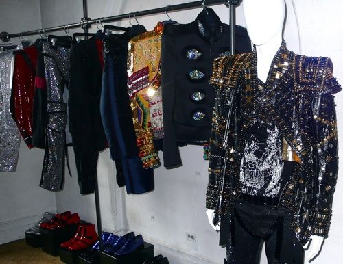 Dressing the King of Pop