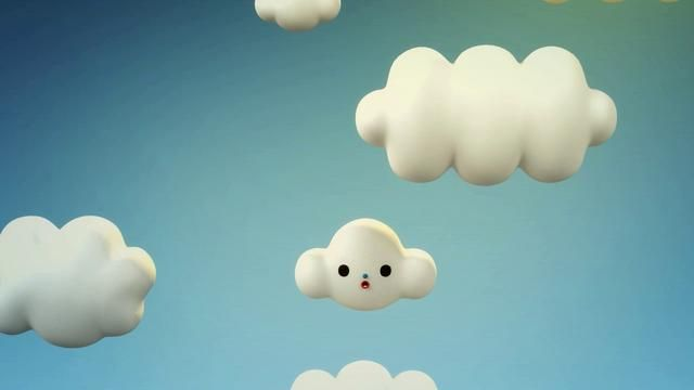 """Cloudy by FriendsWithYou. We are so excited to present the short film """"Cloudy"""", an art piece with the purpose to transcend its viewers to a relaxed and joyous state. It will be premiering on i am OTHER via Pharrell Williams' brand new cultural movement, an entertainment based portal online. Read on to be transported to the clouds!"""