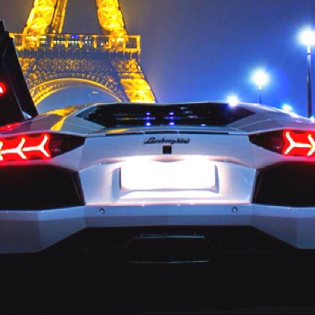 Parisian LamborghiniJet Set, Parisians Lamborghini, Modern Exotic