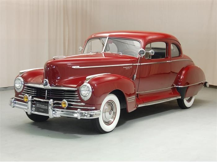 1946 hudson super 6...Re-pin...Brought to you by #HouseofInsurance for #CarInsurance #EugeneOregon