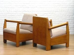 Amsterdamse School fauteuils