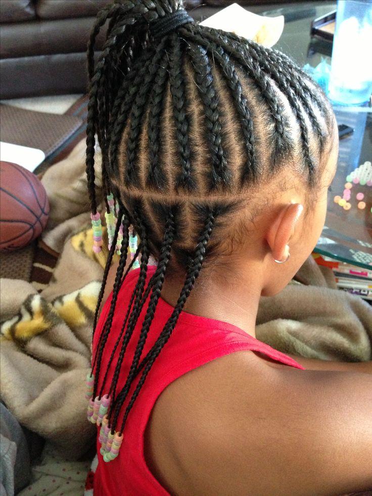 1201 Best Images About Little Black Girls Hair On Pinterest