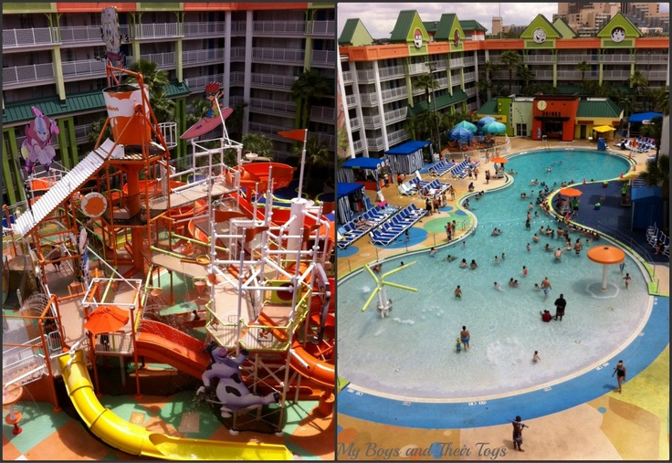 I will be here one day with my.kids! Nickelodeon Suites Resort in Orlando, Florida