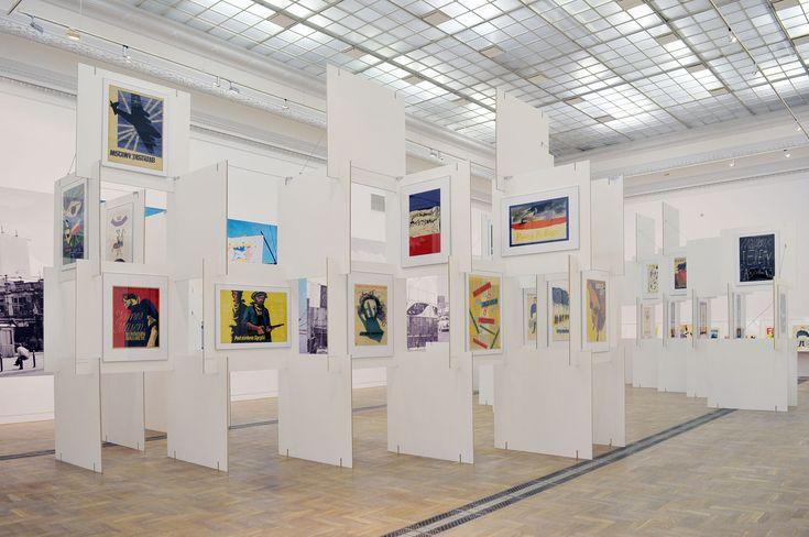 Byłem, czego i wam życzę. Henryk Tomaszewski, widok ekspozycji, Zachęta – Narodowa Galeria Sztuki, Warszawa 2014, fot. Marek Krzyżanek