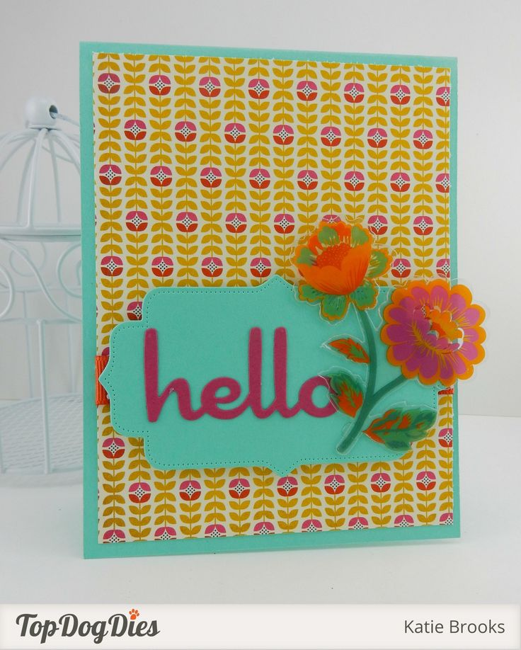 173 best Everyday Cards and Crafts images on Pinterest | Dog ...