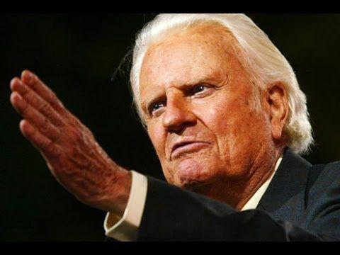 L'étonnante réaction de Billy Graham face à l'abomination d'un pasteur - YouTube