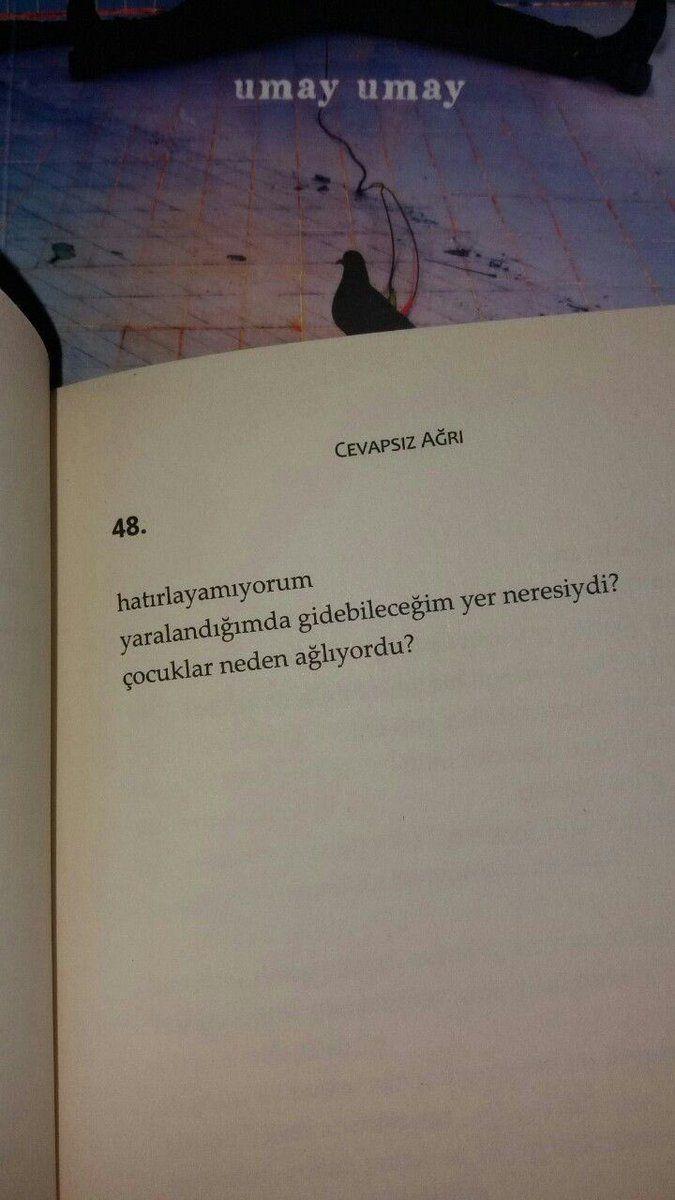 hatırlayamıyorum  yaralandığımda gidebileceğim yer neresiydi?  çocuklar neden ağlıyordu?   - Umay Umay / Cevapsız Ağrı   #sözler #anlamlısözler #güzelsözler #manalısözler #özlüsözler #alıntı #alıntılar #alıntıdır #alıntısözler #şiir #edebiyat #kitap #kitapsözleri #kitapalıntıları