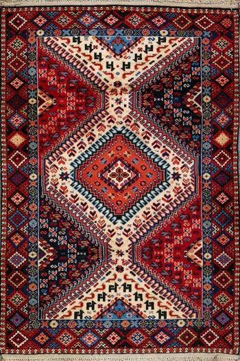Yalameh Persian Rug Handmade X Authentic