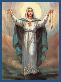 Pray the Rosary!!! One day, through the Rosary and the Brown Scapular, ...: Blessed Mothers, Holy Mothers, God, Inspiration, Rosaries Praying, Decade Rosaries, Holy Rosaries, Heavens, Holy Catholic