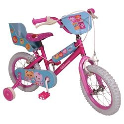 "Check out Lalaloopsy 14"" Girls' Bike from Tesco direct"