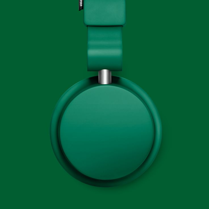 Urbanears Zinken Headphones in Clover