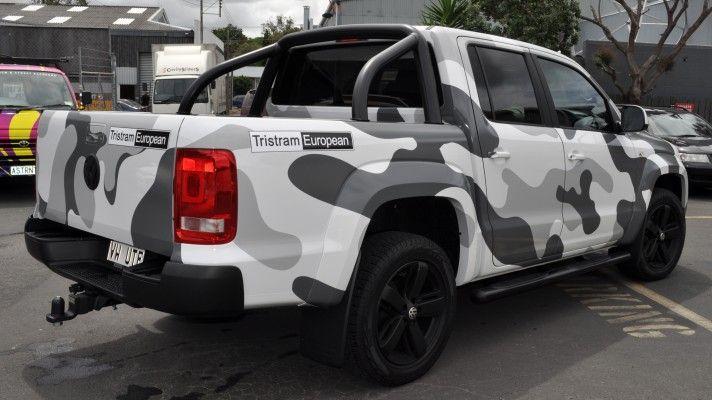 Tristram European VW Amarok - Rocket Creative