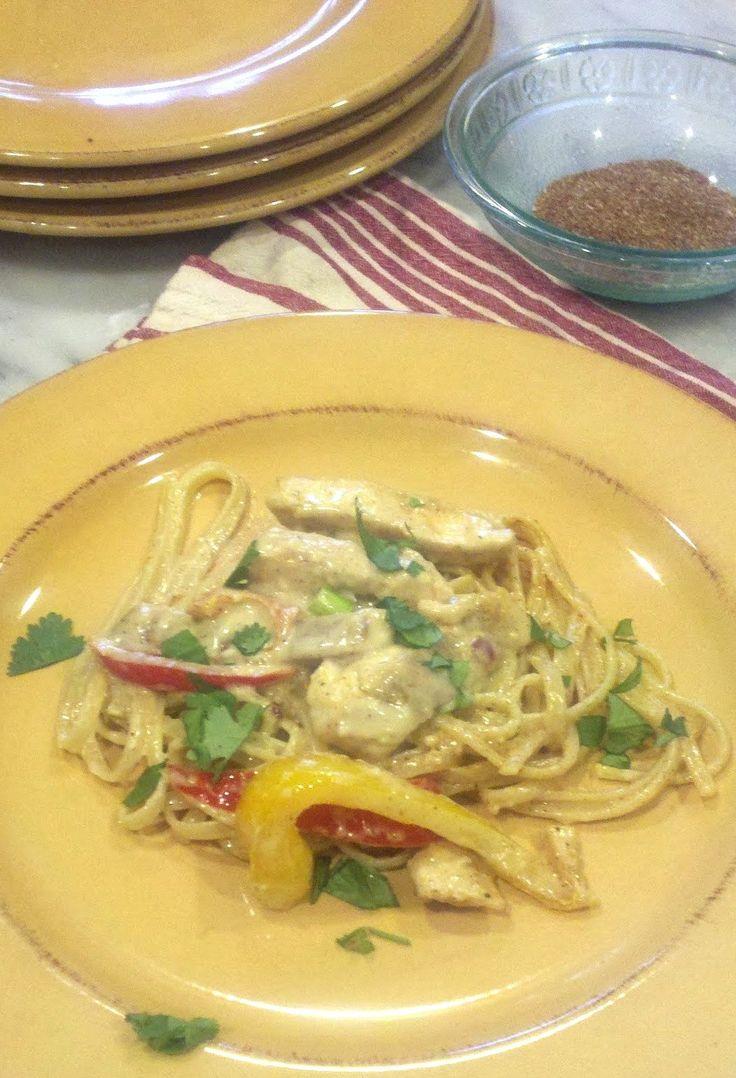 J. Alexander's Rattlesnake Pasta FoodBlogs.com