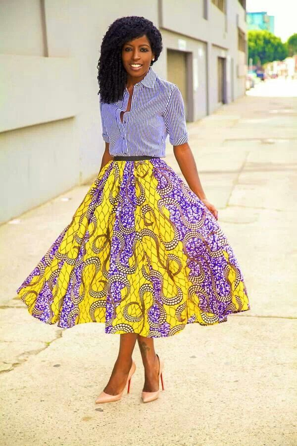 style african dress zilly