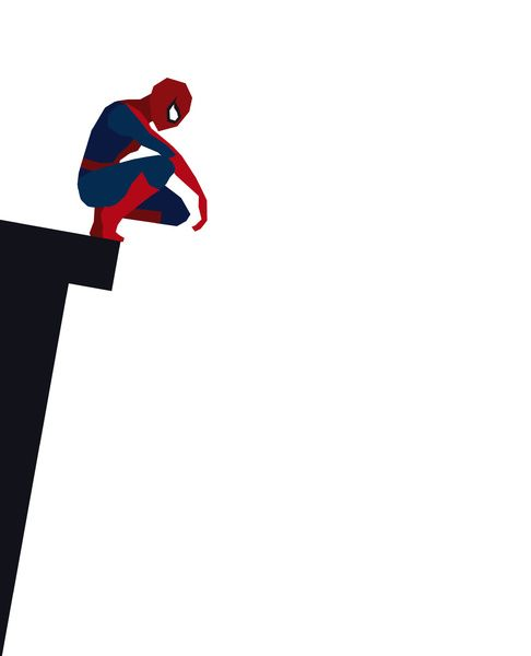 Basic Paper - Spiderman  by Greg-guillemin