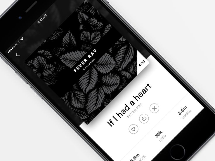 Black on White Design Trend