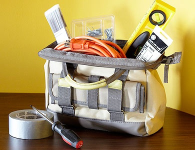 Ideas for home improvement gift basket