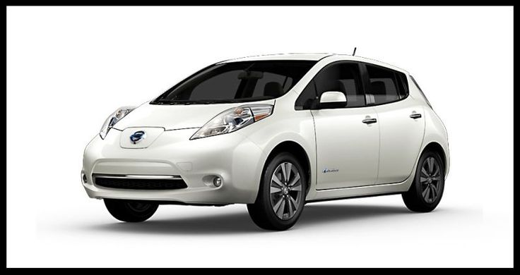 Holy Crap, Used Nissan Leafs Are Incredibly Cheap