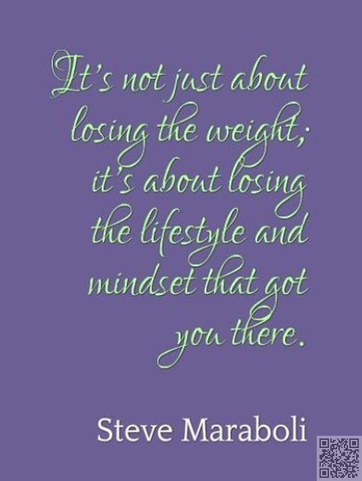 38. #Steve Maraboli - Here Are 48 #Wonderful Weight Loss #Quotes to Get You Moti...