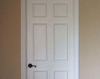 Door frame door frame molding kit for Door frame kit